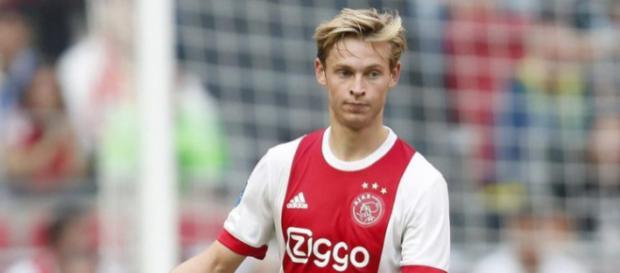 Frenkie de Jong prêt à signer au FC Barcelone en 2019 ?