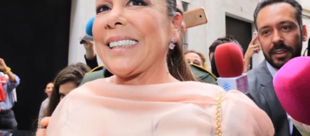 Isabel Pantoja rechaza ser madrina de su nieto por orgullo