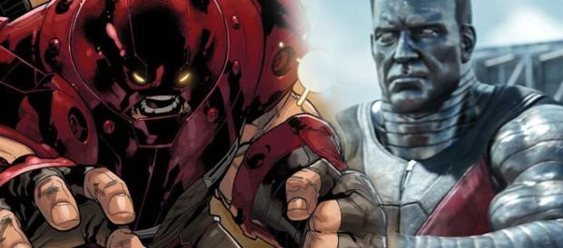 Juggernaut Rumored For Deadpool 2   Cosmic Book News: Comic Books ... - pinterest.es