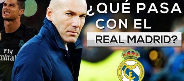 Conoce lo está pasando con el Real Madrid