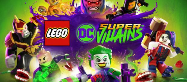 LEGO DC Super-Villains anunciado nuevo trailer