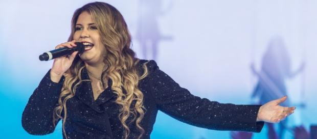 Marília Mendonça é uma das representantes femininas da música sertaneja