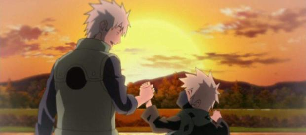 Naruto y Boruto es una serie con muchos personajes animados.