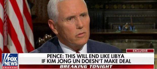 Pence Threatens North Korea as U.S.-NK Summit Looks Increasingly ... - democracynow.org