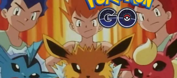 Pokemon GO: La evolución de Pikachu y Eevee