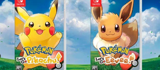 Pokemon Lets Go anuncia nuevo controlador