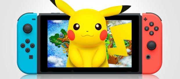 Pokemon se conecta con Nintendo Switch