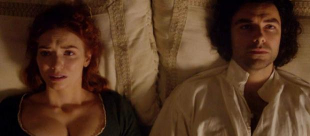 Poldark writer hints at more Ross and Demelza troubles in series 4 ... - digitalspy.com