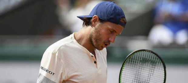 Roland-Garros. Lucas Pouille : « Un tennis efficace et solide » - ouest-france.fr