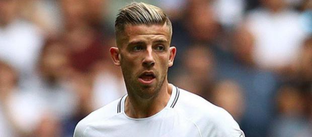 Tottenham Hotspur defender Toby Alderweireld - White Heart Lane - whiteheartlane.com