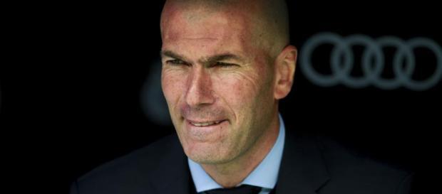 """Zidane: """"Es un hasta luego, porque el club ha sido todo para mí"""""""