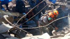 Bombeiros localizam corpo da primeira vítima do desabamento