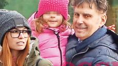 Fabrizio Frizzi, la dedica d'amore alla figlia: la scelta della moglie Carlotta