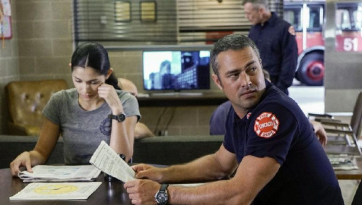 Chicago Fire Spoiler Renee Returns And Could Split Up Severide