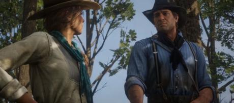 'Red Dead Redemption 2' third trailer. - [Rockstar Games / YouTube screencap]