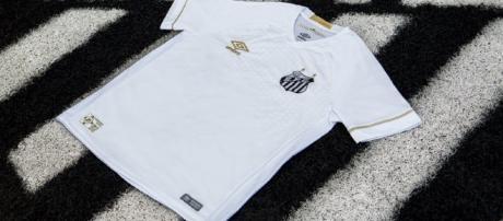 Santos tem novo patrocinador para a temporada