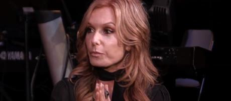 'Young and the Restless' star Tracey E. Bregman. - [Flashback Tonight / YouTube screencap]
