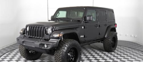 2018 Used Jeep Wrangler Unlimited Sport S 4x4 at Lexus of Chandler ... - lexusofchandler.com