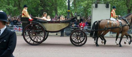 Carriage Wedding Prince William Kate Middleton (Image credit – John Pannell, Wikimedia Commons)