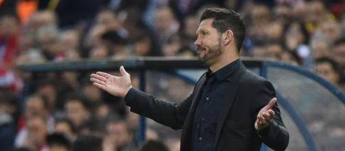 """""""Cholo"""" Simeone nuovamente in finale - ph: eurosport.co.uk"""