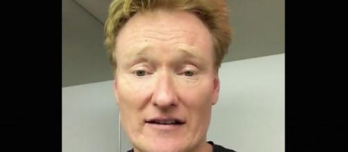 Conan O'Brien shows off his bathroom Hebrew | The Times of Israel - timesofisrael.com