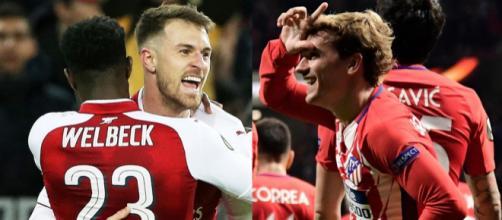 Europa League semi-final arsenal vs atletico