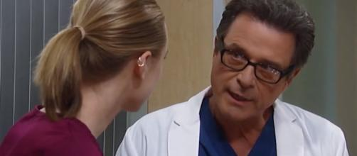 'General Hospital' spoilers reveal that creepy doctor drugs and molests Kiki (via YouTube/jsms99)