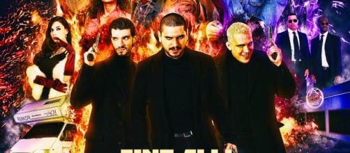 """Il poster del film diretto da Roberto D'Antona, """"Fino all'Inferno"""""""