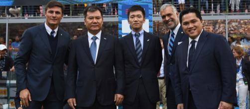 Inter, garanzia Suning. Zhang punta in alto e sfida i top club ... - fcinter1908.it