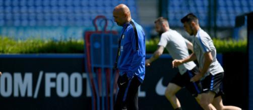 Inter, Spalletti prepara la formazione per la gara con l'Udinese | inter.it