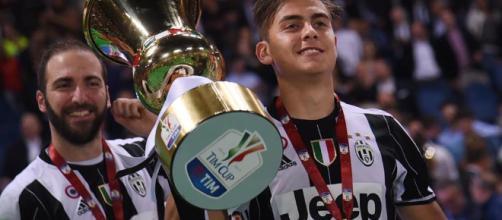La Juve si prende la Coppa Italia, terza consecutiva: Lazio ko 2-0 ... - lastampa.it