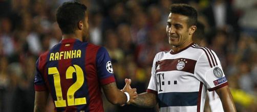 La maldición de los hermanos Alcántara en Barcelona   Goal.com - goal.com