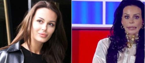 L'incredibile trasformazione di Nina Moric e sul web si scatenano ... - ilmessaggero.it