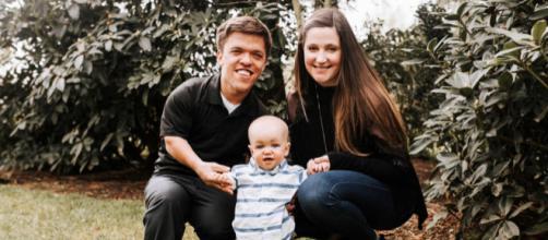 'Little People, Big World' star Tori Roloff spends birthday with husband Zach and baby Jackson / Photo via Tori Roloff, Instagram