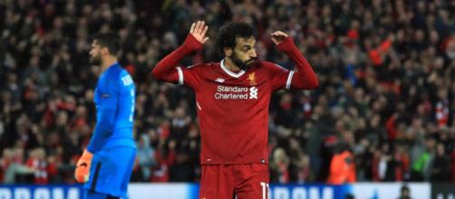 Mohamed Salah no tiene una contra cristiano.