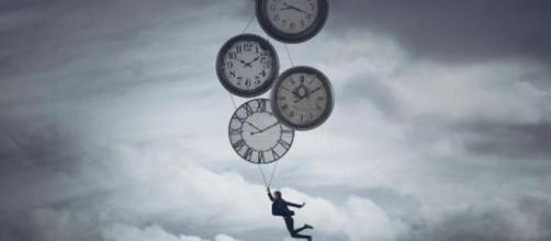 Ogni cosa ha il suo tempo, non bisogna accelerare le cose.
