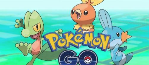 Pokémon GO: estos son los Pokémon de Hoenn