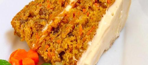 Receta Pastel de zanahoria y almendras - El Titular - eltitular.es