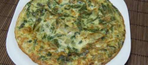 Receta tortilla con acelga | Receta tortitas, Tortilla y Verduras - pinterest.es