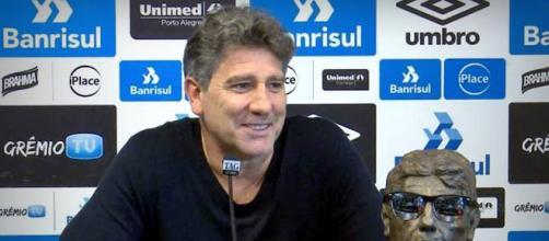 Renato Gaúcho respondeu qual a sua inspiração como técnico