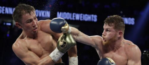 Sports world reacts to Canelo-GGG fight draw with shock and anger ... - usatoday.com