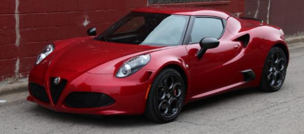 2015 Alfa Romeo 4C Launch Edition for sale on BaT Auctions - sold ... - bringatrailer.com