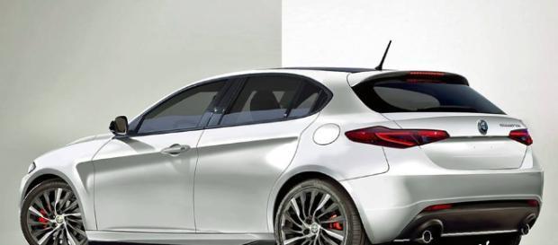 Alfa Romeo Giulietta 2019: sarà questo il suo aspetto?   Cars - pinterest.com