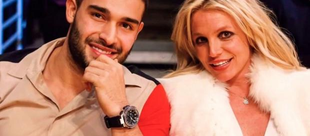 Britney Spears shares new workout video with boyfriend, Sam Asghari - Love Britney Spears | YouTube.com