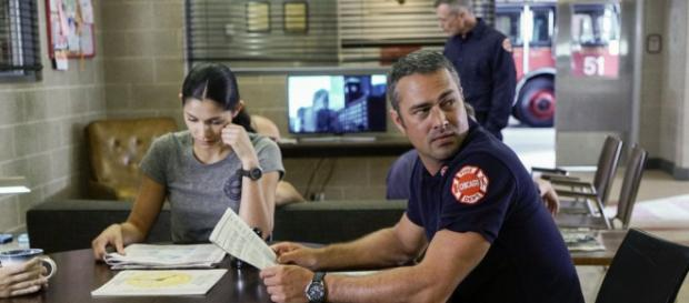 Chicago Fire Kelly and Stella - screenshot