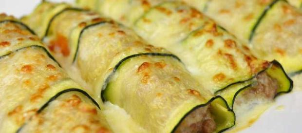 e-cocinablog: canelones rellenos de calabacín - blogspot.com