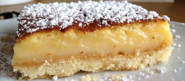 Lemon squares o tarta de limón | Tartas de limón, Postres fáciles ... - pinterest.es