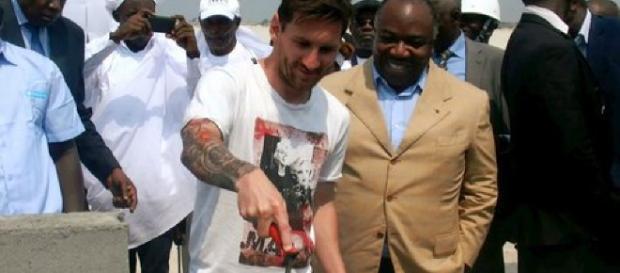 Messi, un week-end à 3,5 millions d'euros - Football - Sports.fr - sports.fr