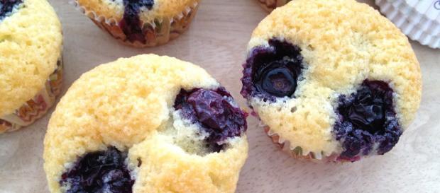 Mini muffins dearándanos (friands de arándanos) - Blog ... - delikatissen.com