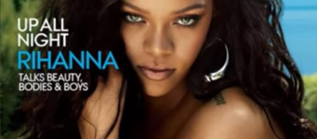 Rihanna on June cover of Vogue - Wochit Entertainment/Youtube screencap